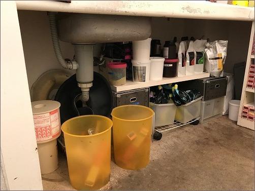 【 美容室のカラーブース整理収納作業 BEFORE-AFTER 】_c0199166_15492193.jpg