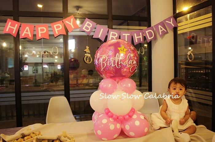 クララ、1歳の誕生日会♪_c0171485_23535637.jpg