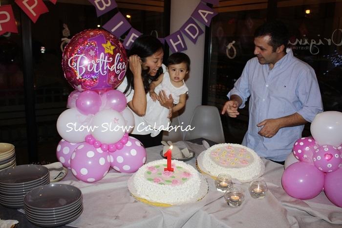 クララ、1歳の誕生日会♪_c0171485_23542443.jpg
