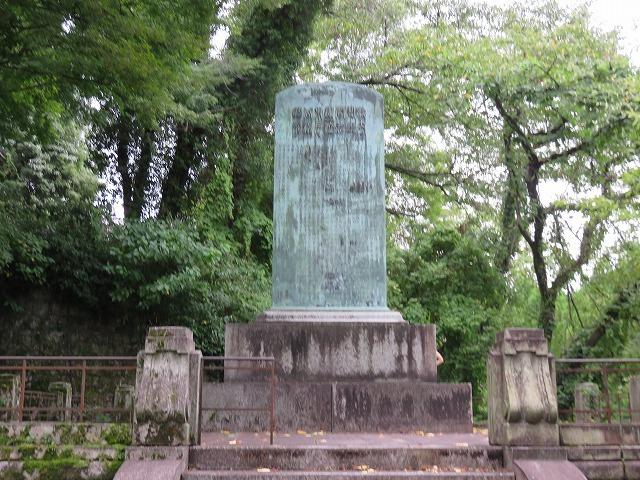 幾松(木戸松子)のお墓(江戸のヒロインの墓⑩)_c0187004_22233006.jpg