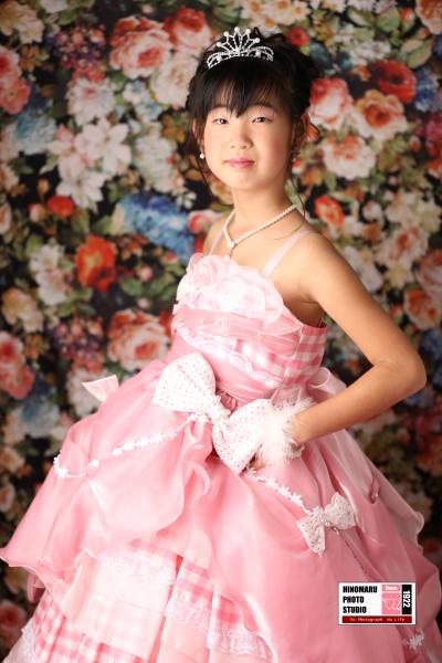 あおいちゃん☆ドレス_b0203705_14393908.jpg