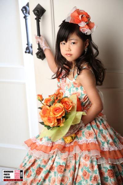 さらちゃん☆ドレス_b0203705_16251106.jpg