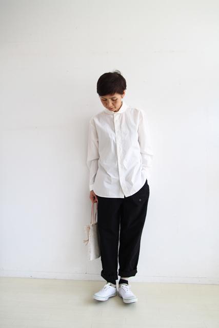 綿の洗いざらしシャツ_f0215708_10422319.jpg