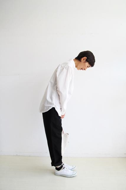 綿の洗いざらしシャツ_f0215708_10422458.jpg