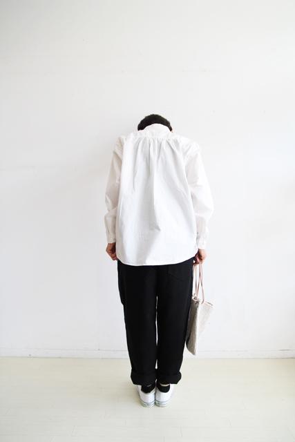綿の洗いざらしシャツ_f0215708_10422686.jpg