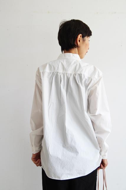 綿の洗いざらしシャツ_f0215708_10422834.jpg