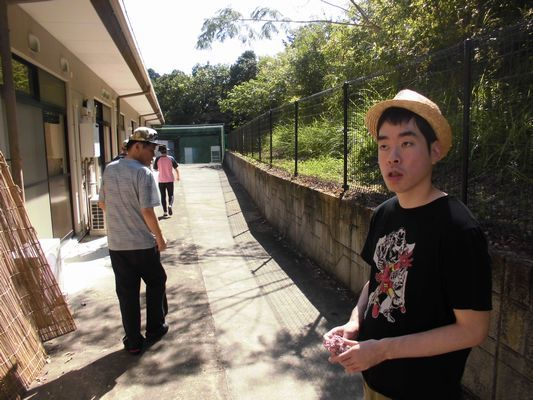 8/27 朝の散歩_a0154110_10323802.jpg