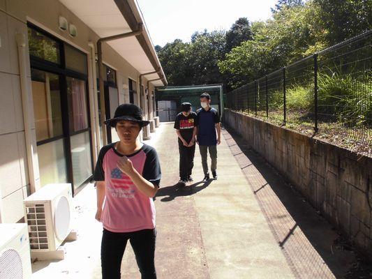 8/27 朝の散歩_a0154110_10324532.jpg