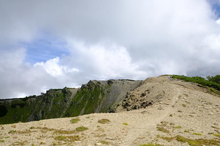2018夏休み 一人登山 南アルプス中部 その2_e0000910_09282046.jpg