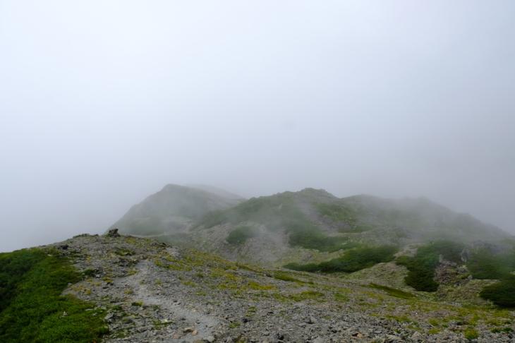2018夏休み 一人登山 南アルプス中部 その2_e0000910_10072447.jpg