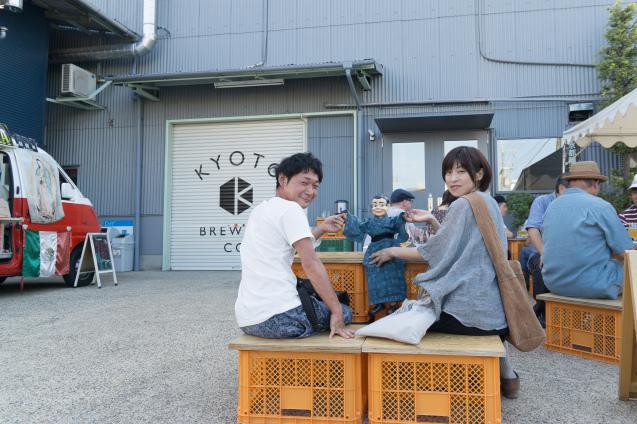 土日オープン 京都醸造のタップルーム_e0369736_14501577.jpg