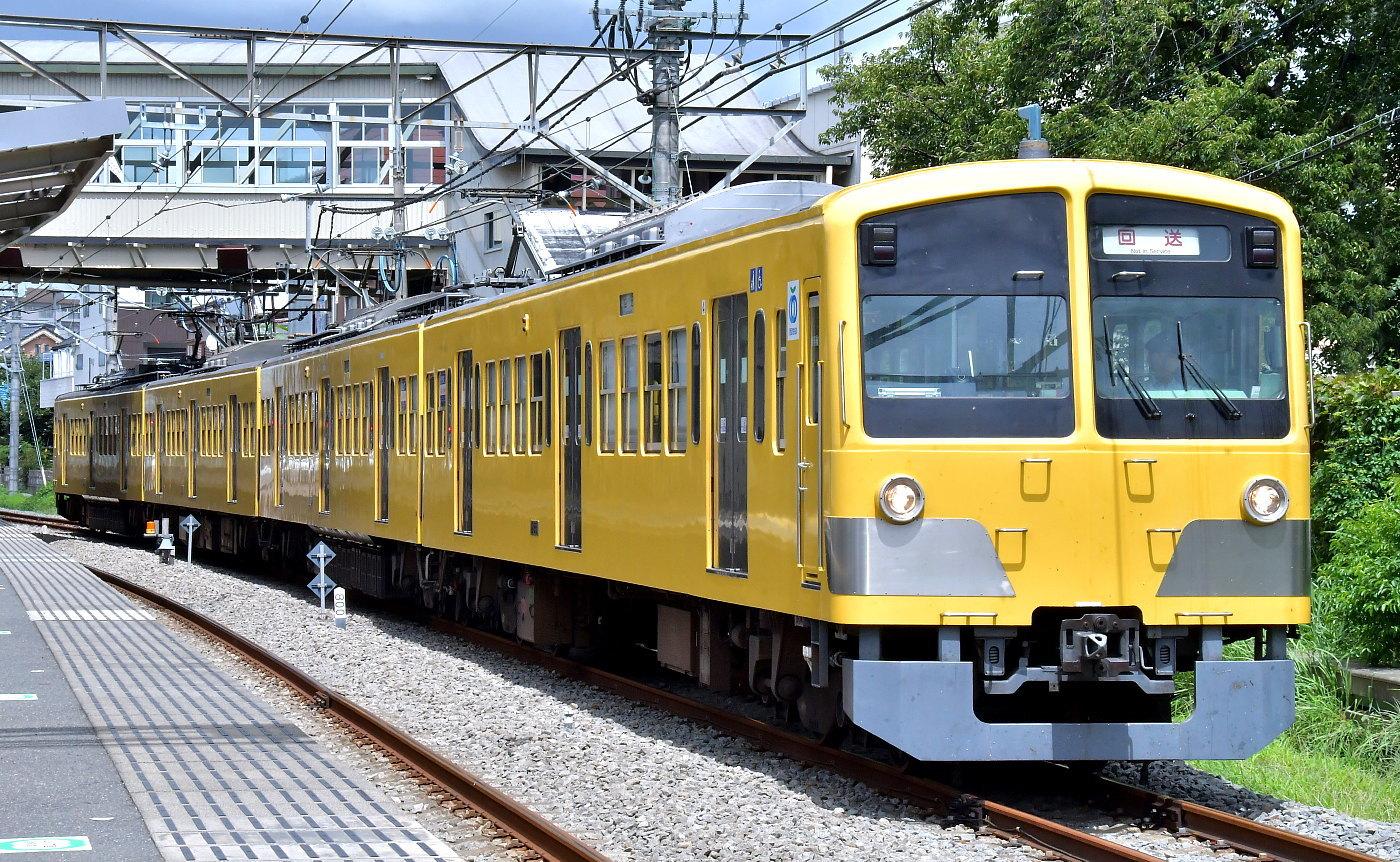 2018年西武電車図鑑(2)新宿線_a0251146_20530176.jpg