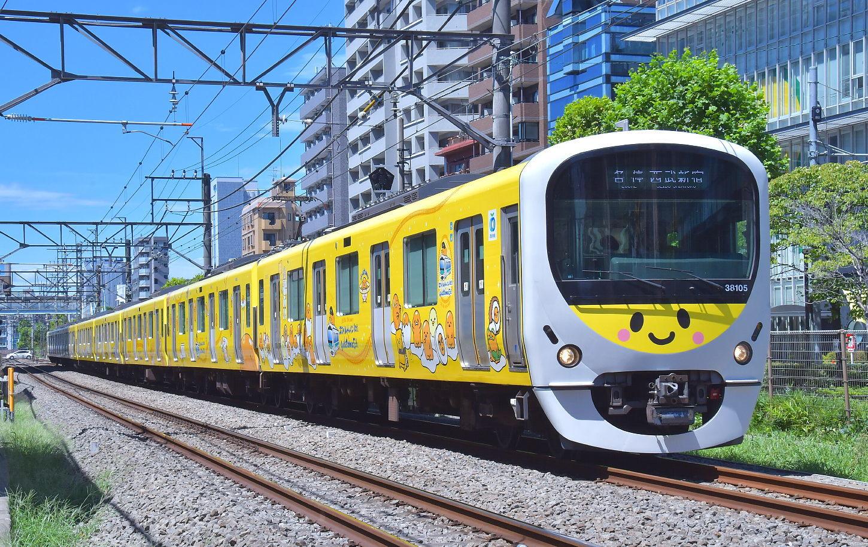 2018年西武電車図鑑(2)新宿線_a0251146_20574498.jpg