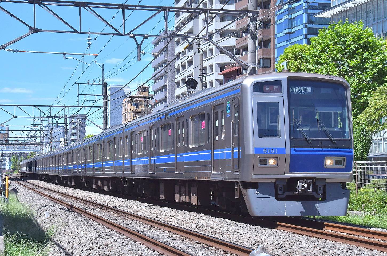 2018年西武電車図鑑(2)新宿線_a0251146_21185176.jpg