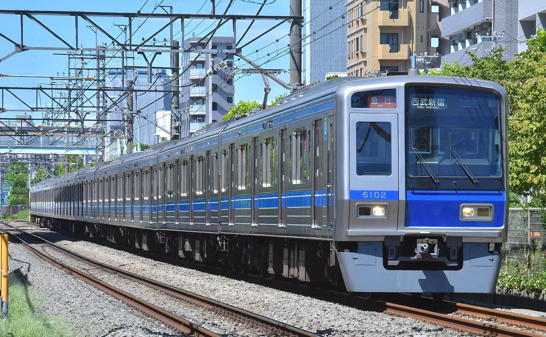 2018年西武電車図鑑(2)新宿線_a0251146_21192302.jpg
