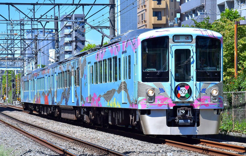 2018年西武電車図鑑(2)新宿線_a0251146_21383180.jpg