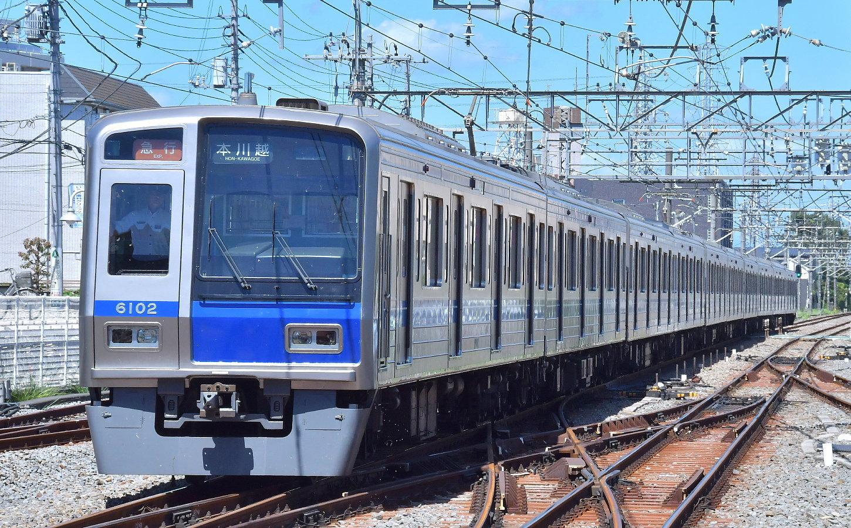 2018年西武電車図鑑(2)新宿線_a0251146_21500249.jpg