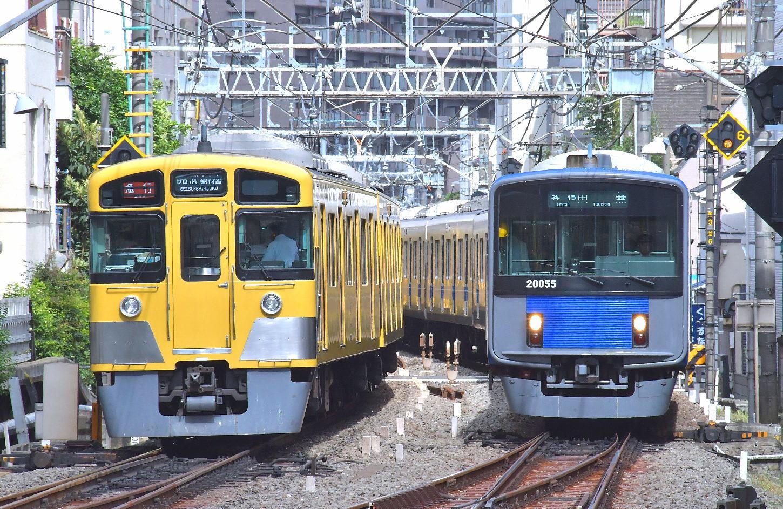 2018年西武電車図鑑(2)新宿線_a0251146_21535902.jpg