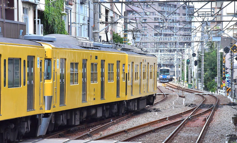 2018年西武電車図鑑(2)新宿線_a0251146_21550582.jpg
