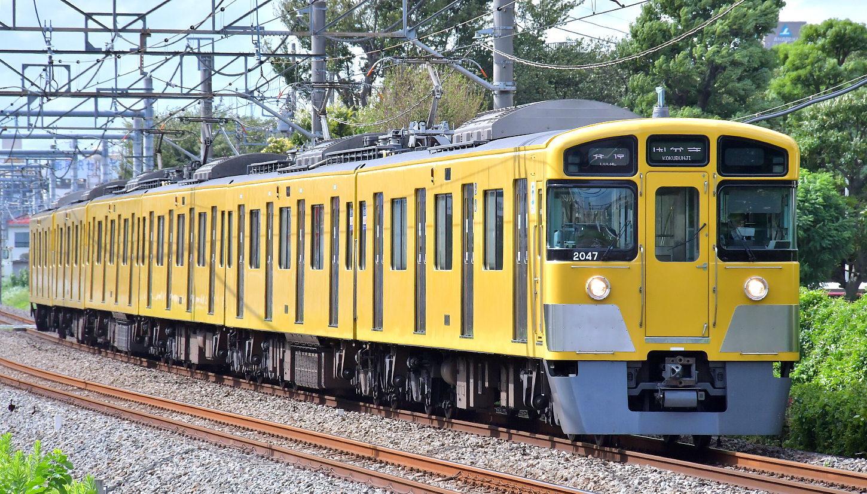 2018年西武電車図鑑(2)新宿線_a0251146_21560679.jpg