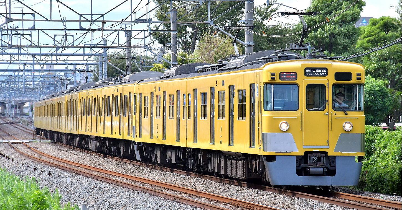 2018年西武電車図鑑(2)新宿線_a0251146_21564437.jpg
