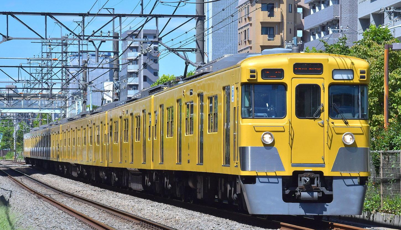 2018年西武電車図鑑(2)新宿線_a0251146_21573772.jpg