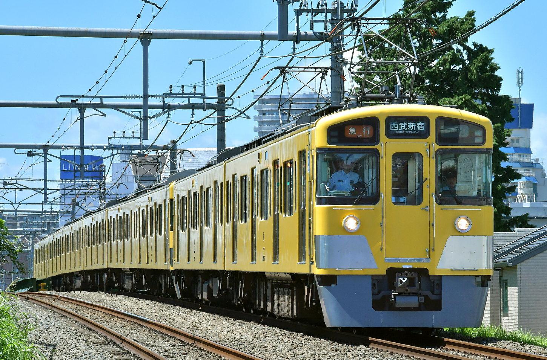2018年西武電車図鑑(2)新宿線_a0251146_21584645.jpg