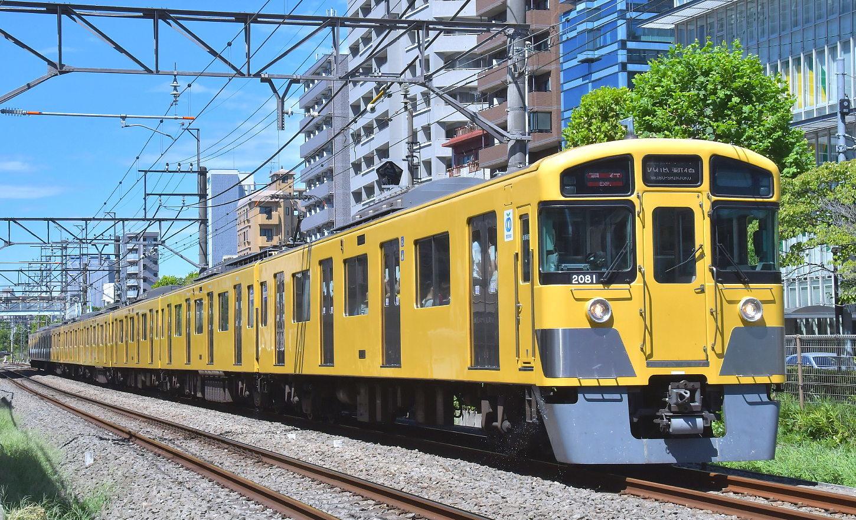 2018年西武電車図鑑(2)新宿線_a0251146_22010620.jpg