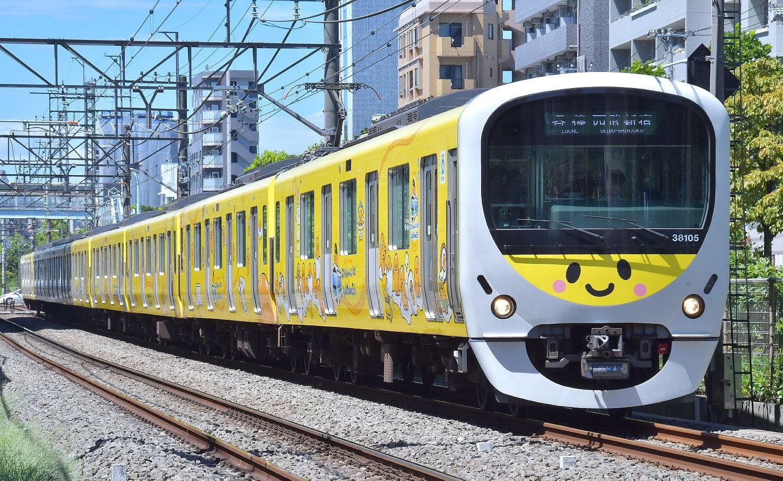 2018年西武電車図鑑(2)新宿線_a0251146_22533332.jpg
