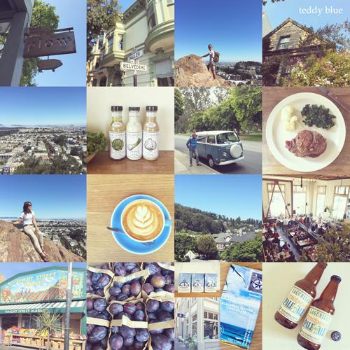 Back from San Francisco  サンフランシスコより_e0253364_21115369.jpg