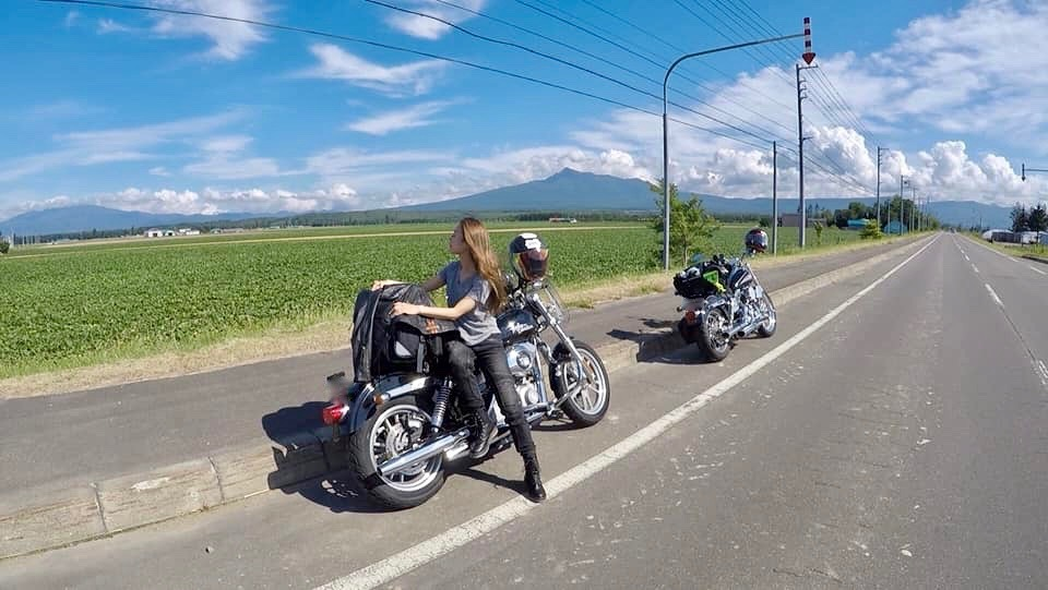 welcome Hokkaido touring !_c0226202_23273582.jpg