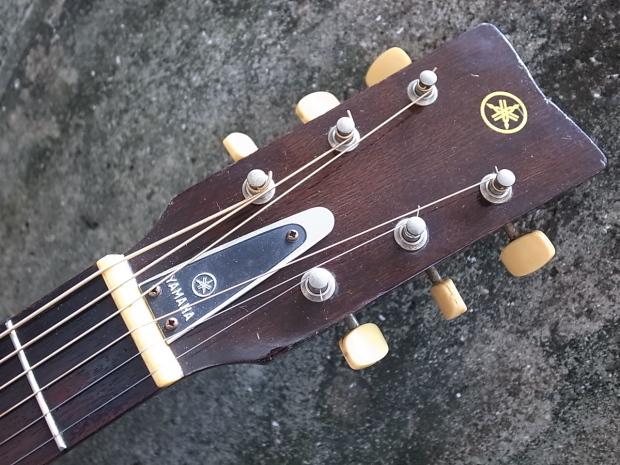 1969年YAMAHA FG-110 ヤマハ赤ラベル RED LABELフォークギター_f0197703_10410991.jpg