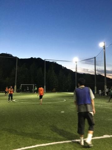 ゆるUNO 8/26(日) at UNOフットボールファーム_a0059812_15251694.jpg