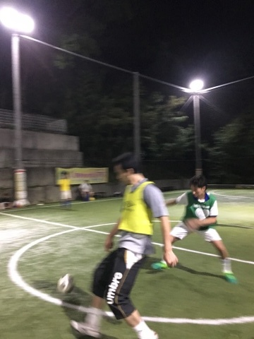 ゆるUNO 8/26(日) at UNOフットボールファーム_a0059812_15252120.jpg