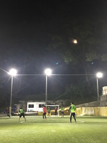 UNO 8/28(火) at UNOフットボールファーム_a0059812_18352684.jpg