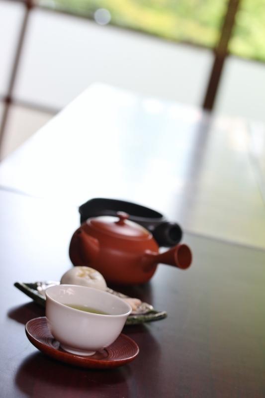 喜楽亭で楽しむ おいしい日本茶 8月_b0220318_07591708.jpg