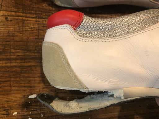 PRADA プラダ スニーカー ブランド靴 ソール修理_b0178425_10553032.jpg