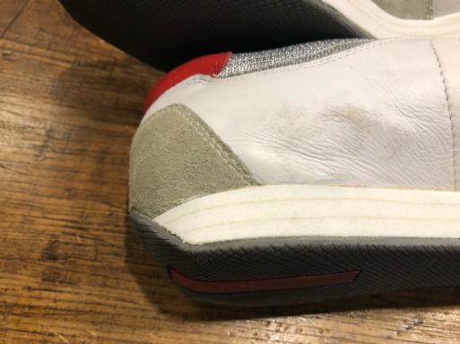 PRADA プラダ スニーカー ブランド靴 ソール修理_b0178425_10562797.jpg