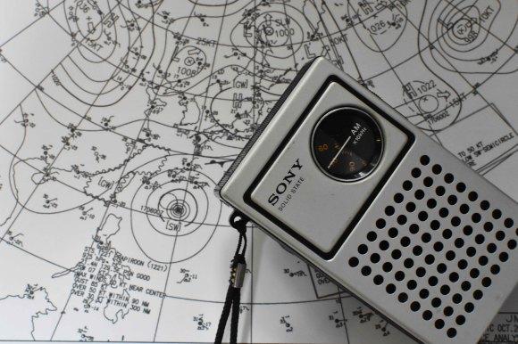 ラジオデイズ3 気象通報 TR-4170_b0163129_16380896.jpg