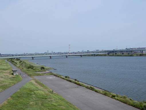 荒川に、パナマ運河の超ミニミニ版。_a0206939_11003557.jpg