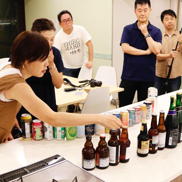 ビールを持ち寄ってひたすら飲み比べをしまくる会_c0060143_11042336.jpg