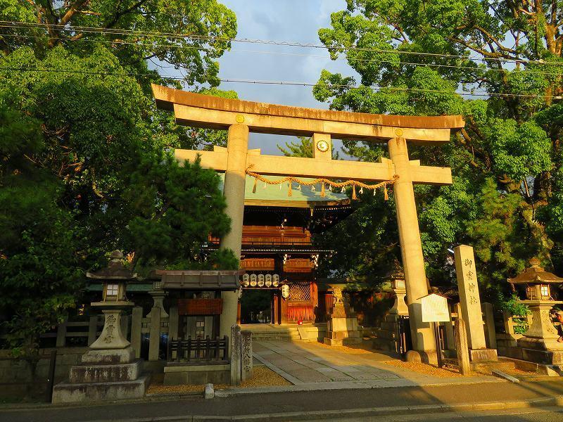 上御霊神社(京都)20190824_e0237645_10344122.jpg