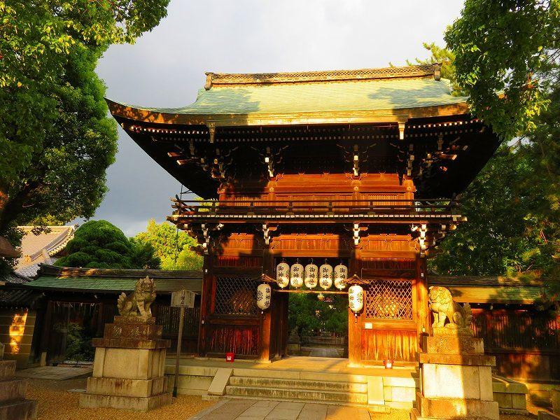上御霊神社(京都)20190824_e0237645_10344232.jpg