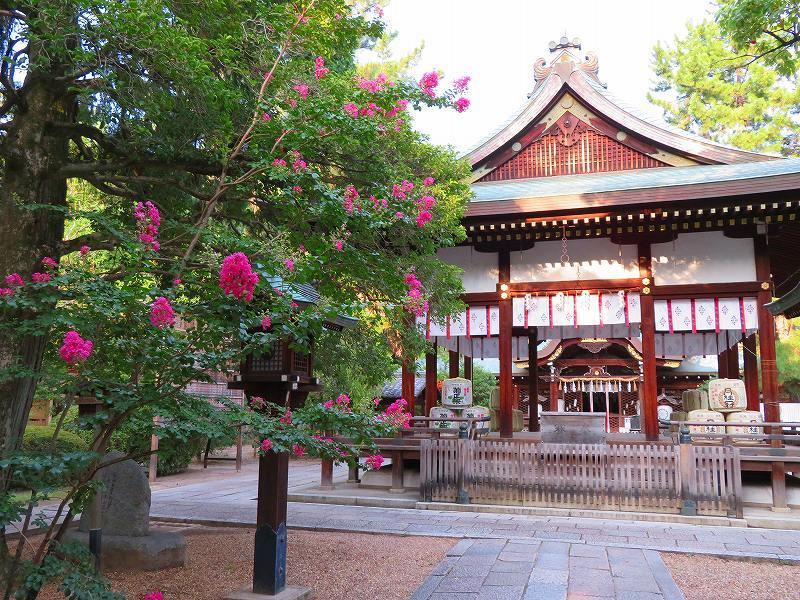 上御霊神社(京都)20190824_e0237645_10344295.jpg