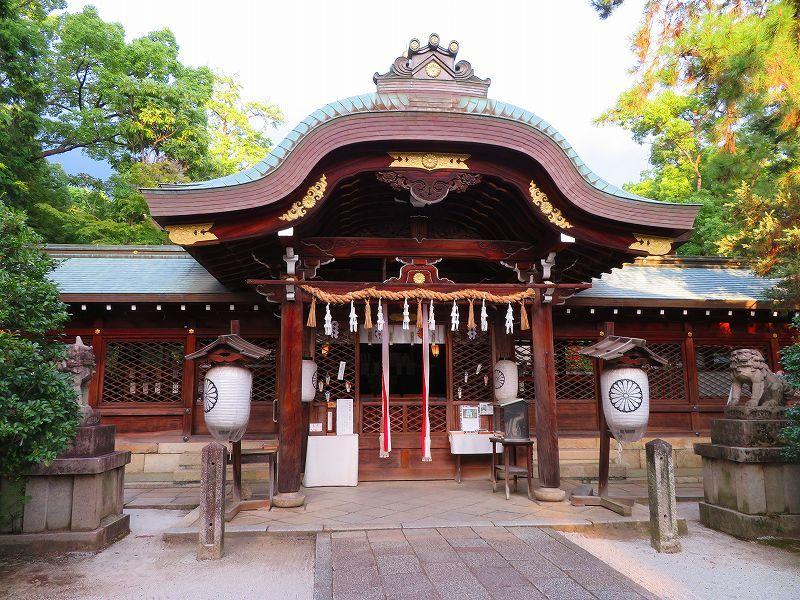 上御霊神社(京都)20190824_e0237645_10355244.jpg