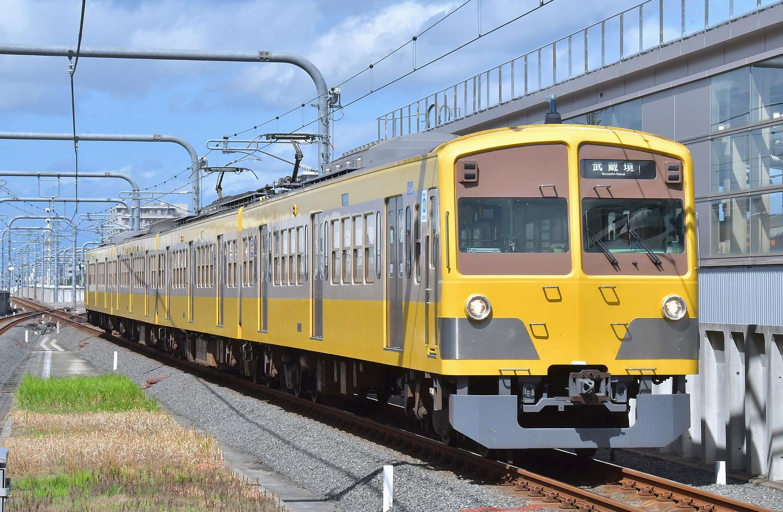 2018年西武電車図鑑(3)多摩川線_a0251146_00402580.jpg