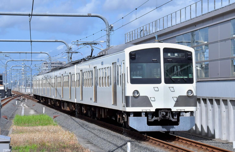 2018年西武電車図鑑(3)多摩川線_a0251146_00411596.jpg