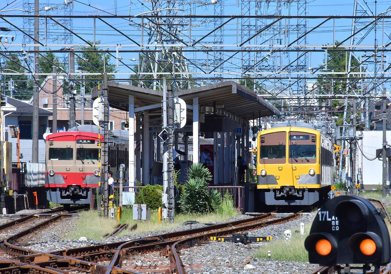 2018年西武電車図鑑(3)多摩川線_a0251146_00423841.jpg