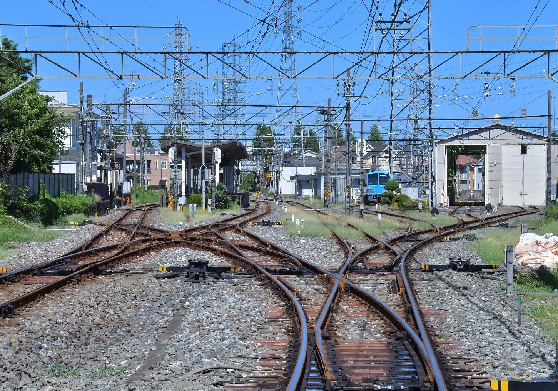 2018年西武電車図鑑(3)多摩川線_a0251146_01013206.jpg
