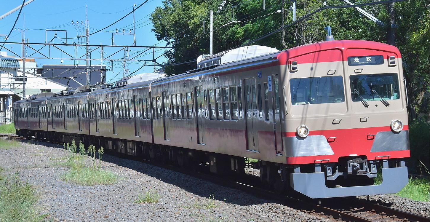 2018年西武電車図鑑(3)多摩川線_a0251146_01175567.jpg